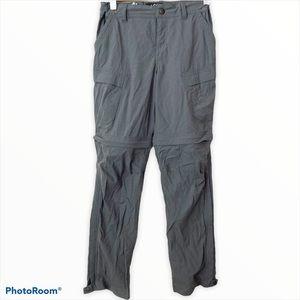 Rei boys convertible pants zip off hiking 10-12